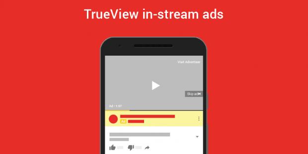 La publicidad de YouTube nos permite acceder a una demografía única, los anuncios de YouTube te permiten crear videos interactivos con links a tu sitio web Los Ads De YouTube
