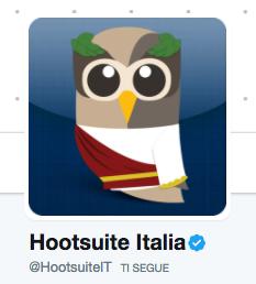 account verificato su twitter