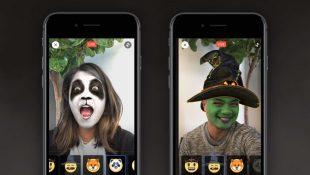 Facebook Live Masken