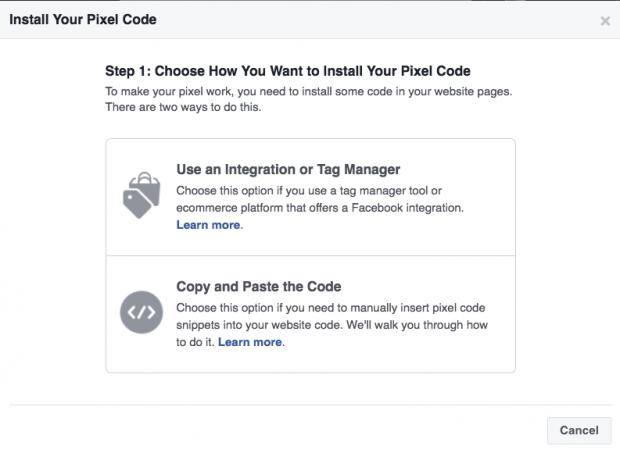 ES: Cómo agregar un Píxel de Facebook a tu sitio web