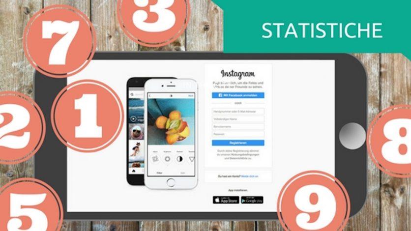 instagram statistiche