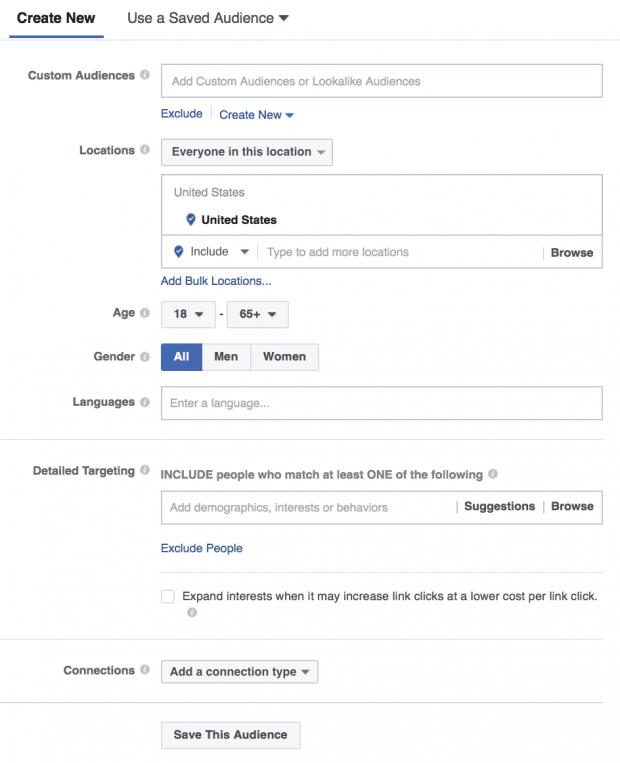 Facebook CPC