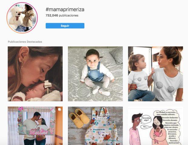 #mamaprimeriza El hashtag que puede empezar negocios