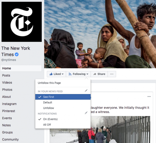 What the Big Facebook News Feed Changes Mean for Brands