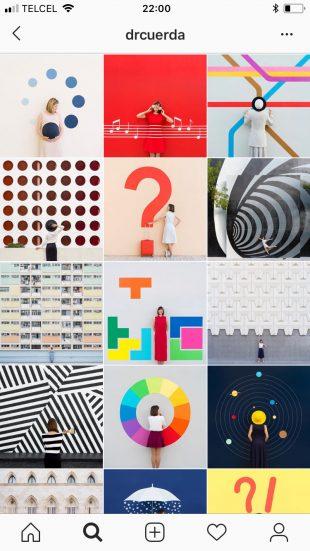 Crea una estrategia visual de contenidos para tu cuenta de Instagram para negocios