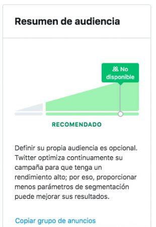 La segmentación de audiencias en la publicidad de Twitter