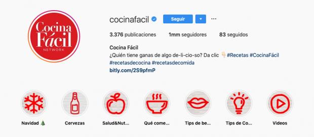 utiliza las historias destacadas para ganar seguidores en Instagram