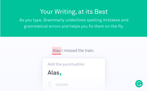 chrome extensions Grammarly