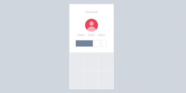 tik tok profile image size