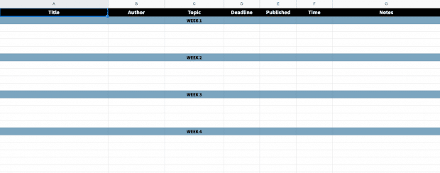 editorial calendar template preview