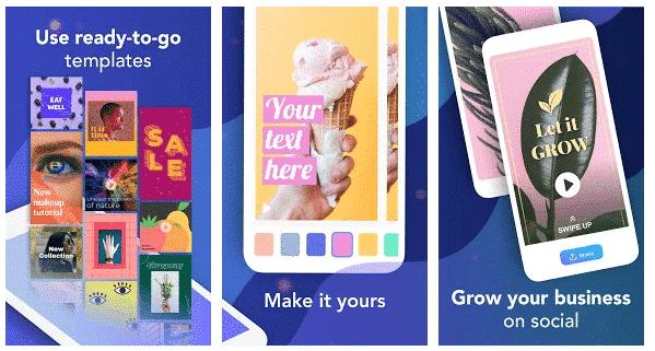 application Boosted de création de publicités pour les médias sociaux