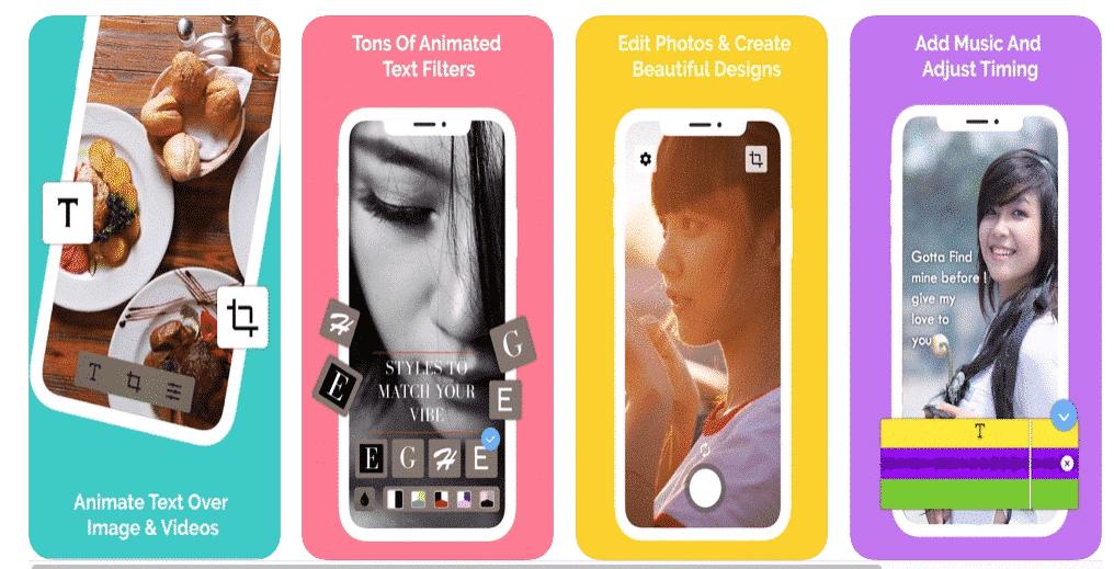Die Instagram Stories App Hype Type