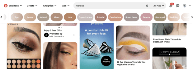 Optimisez vos vidéos à l'aide des mots-clés Pinterest