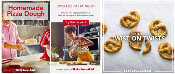 KitchenAid Social Media