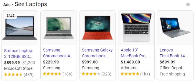 نتایج جستجوی کمپین خرید
