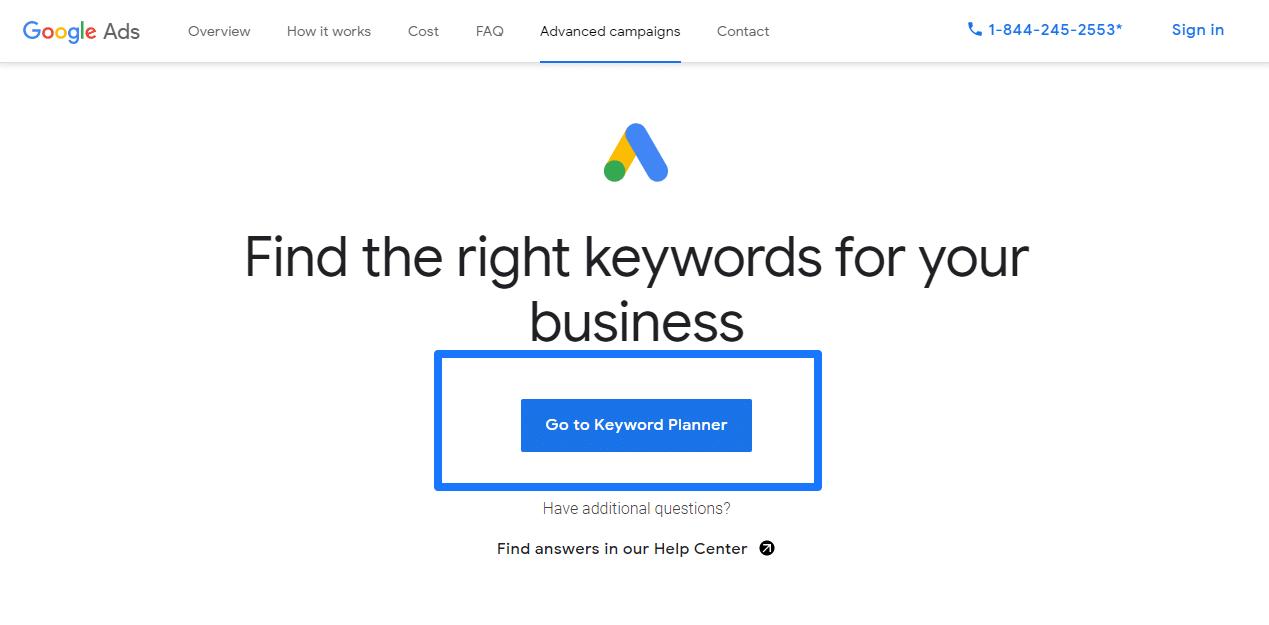 تبلیغات صفحه اول گوگل