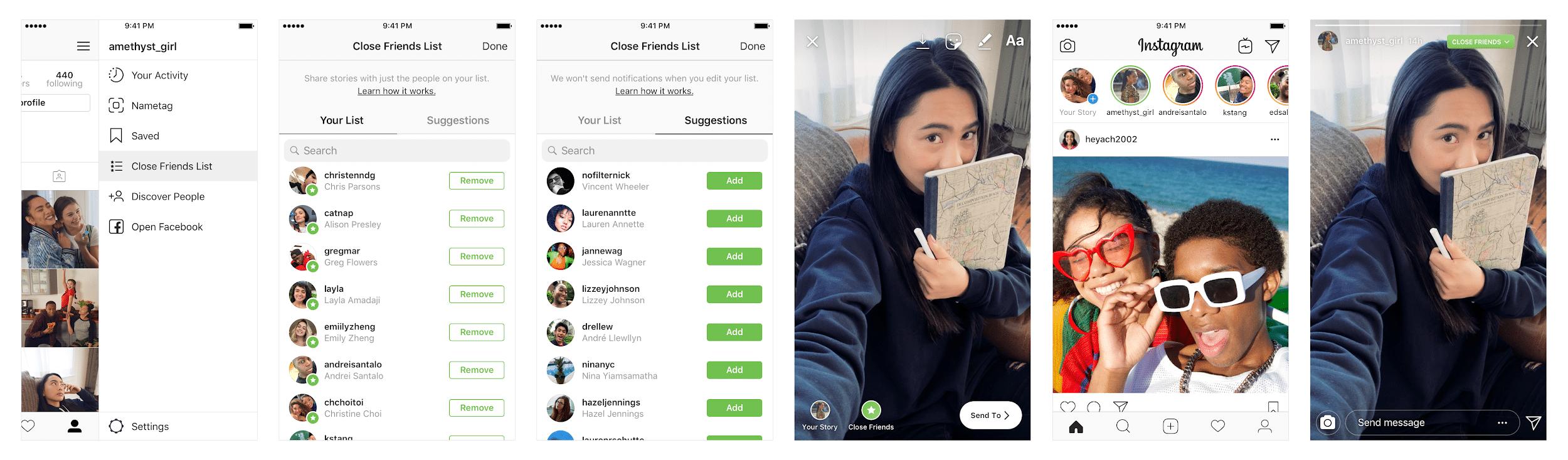 20 instagram story hacks