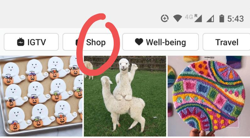فروشگاه اینستاگرام را با نمایه تجاری راه اندازی کنید