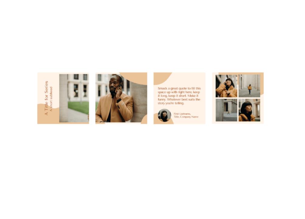 Haz clic en cada fila y columna para descargar las imágenes en tu computadora