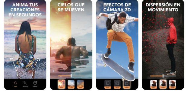 Pixaloop, app para Historias de Instagram