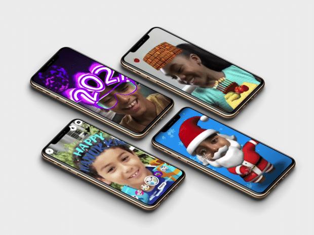 Messenger Kids promo image
