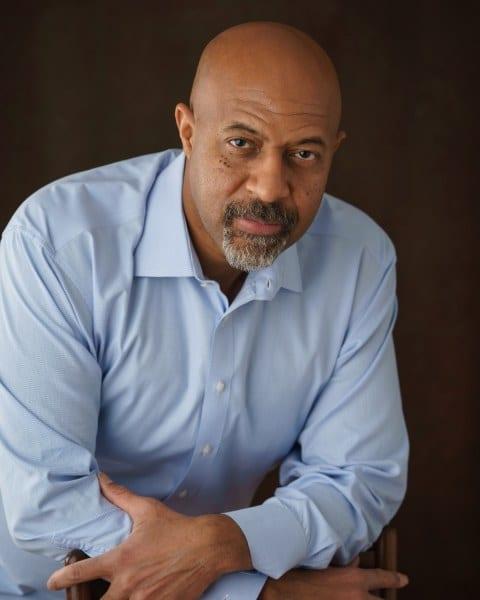 Portrait of civil rights attorney and advocate Roy L. Austin, Jr.