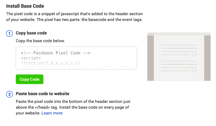 copy base code