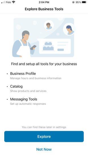 explore business tools