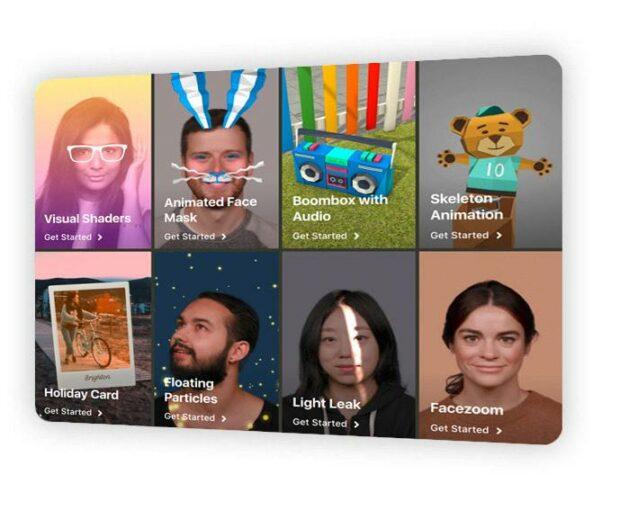 Spark AR Studio filters