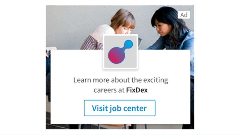 spotlight ads careers at FixDex