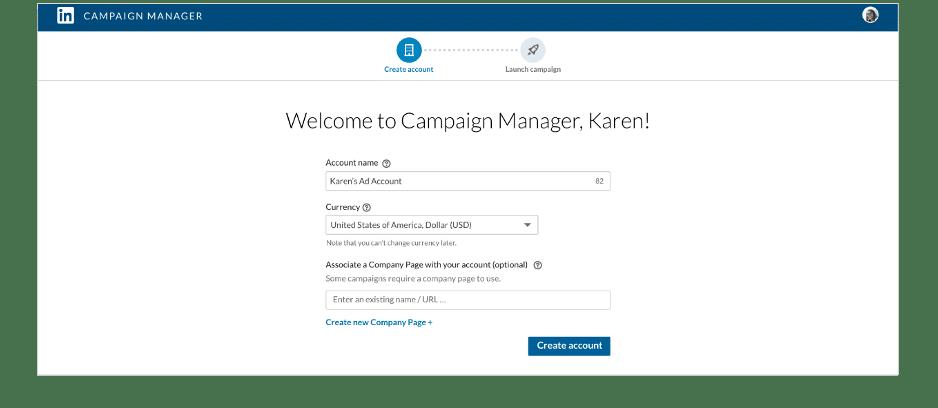 Campaign Manager platform
