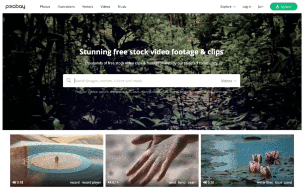 12 of the Best Free Stock Video Websites for Great Footage