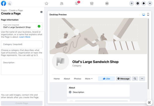 How to Create a Facebook Business Page in 7 Easy Steps