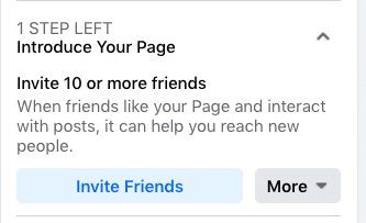 introduce your page