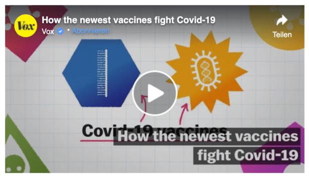 Vox-Video zur Einführung in neue COVID-19-Impfstoffe
