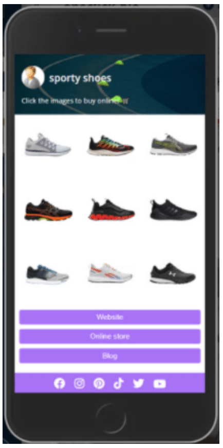oneclick-bio images of sporty shoes