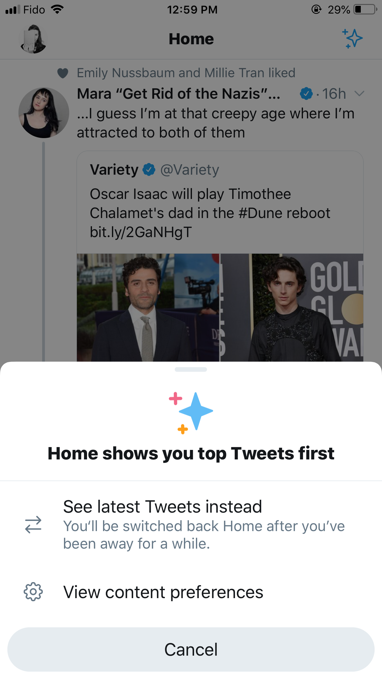twitter algorithm top tweets feed