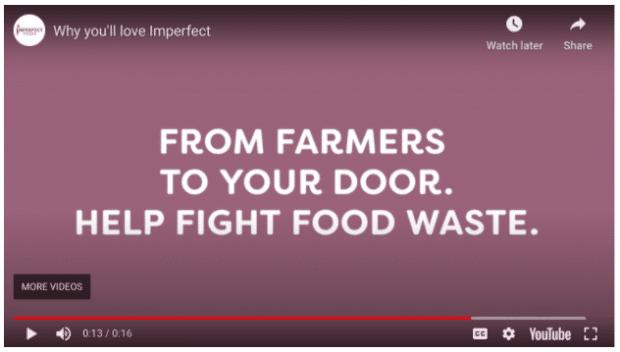 YouTube Ad von Imperfect